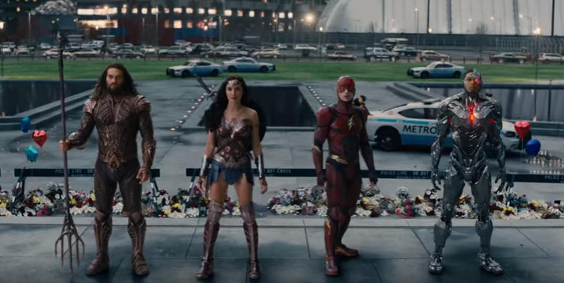 (TRAILER) 'Justice League' hopes to build off the success of 'Wonder Woman' Featured