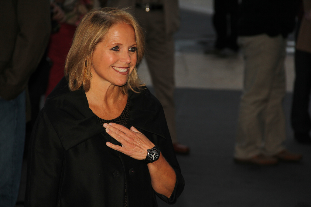 Katie Couric And Others Sued For $12 Million Over Misleading Edits In Anti-Gun Documentary Featured