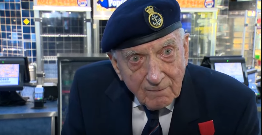 ken sturdy - (VIDEO) WWII veteran who survived Dunkirk on 'Dunkirk' film: 'It was just like I was there again'