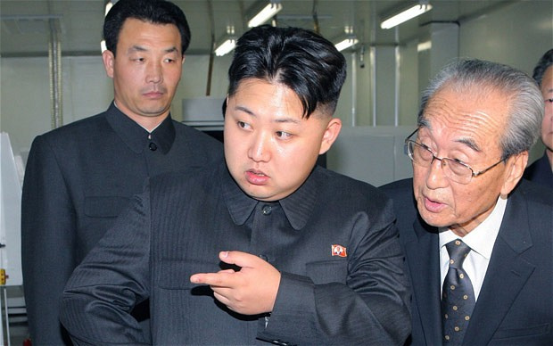 kim jong un - Report: North Korea is carrying out public executions on school grounds