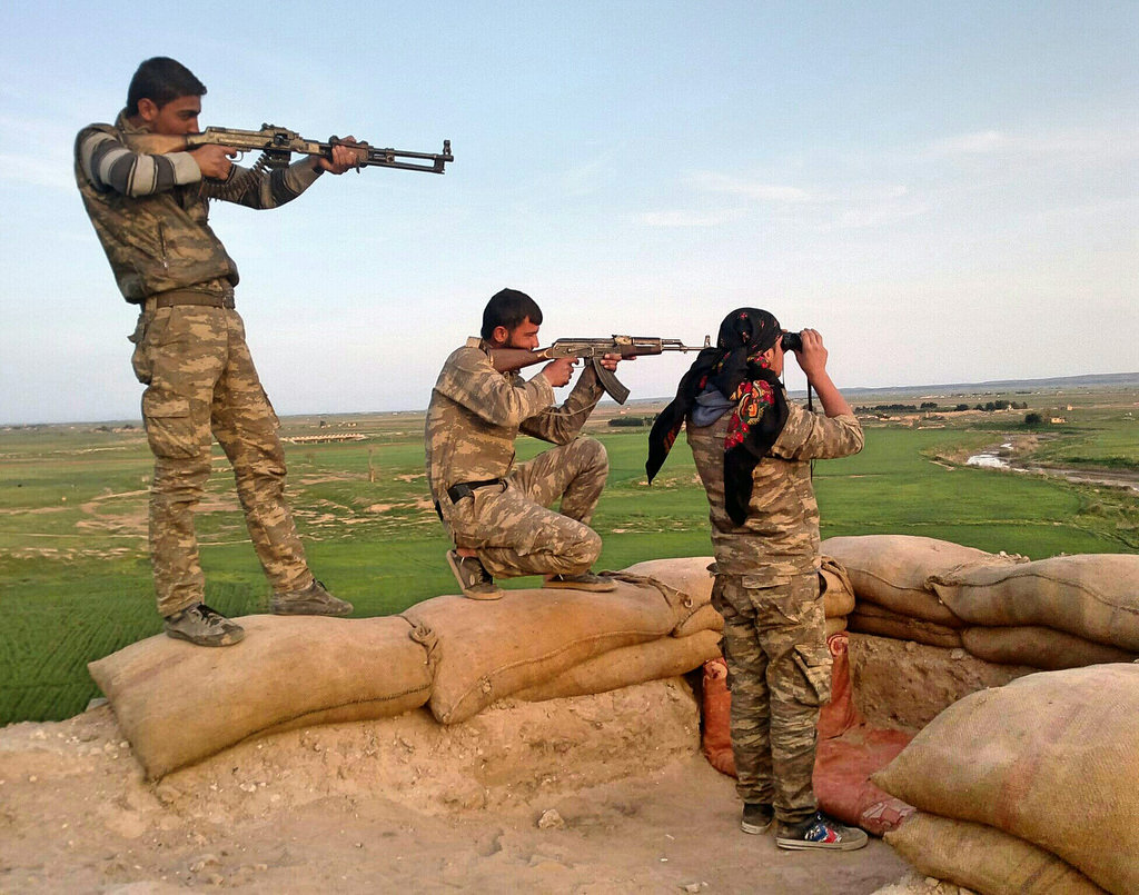 The Kurds Just Dealt ISIS A Crushing Logistical Blow Featured