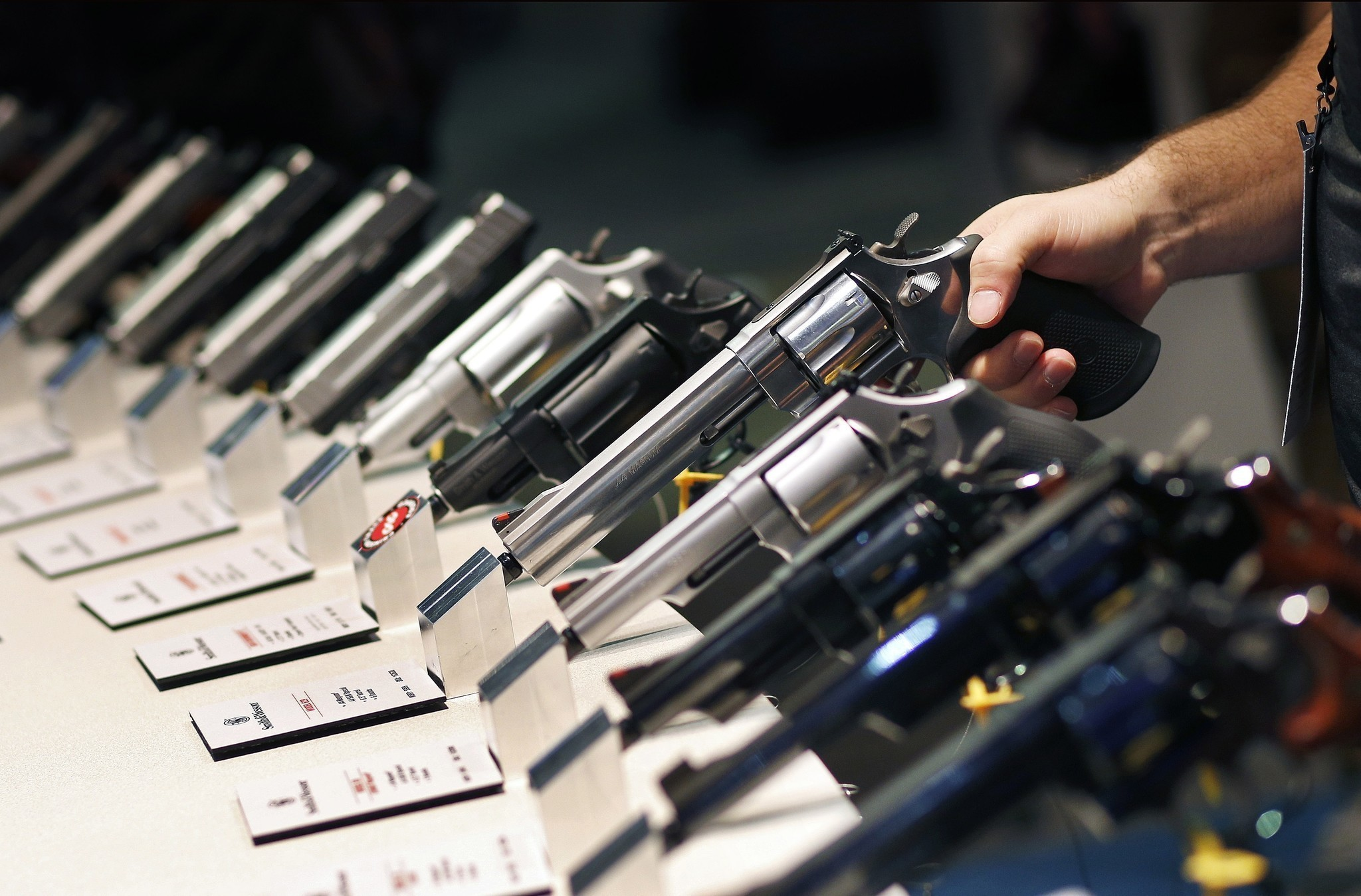 Highly Restrictive Gun Measure Passes In Nevada Featured