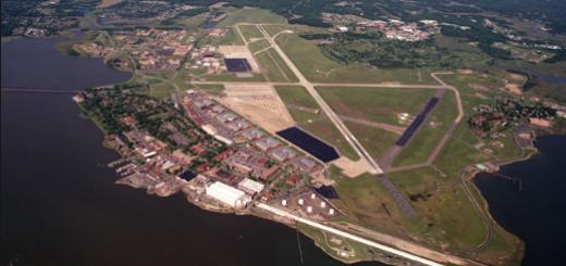langley air force base