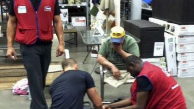 When An Injured Veteran Needed Help The VA Denied, These Lowe's Employees Sprung Into Action Featured