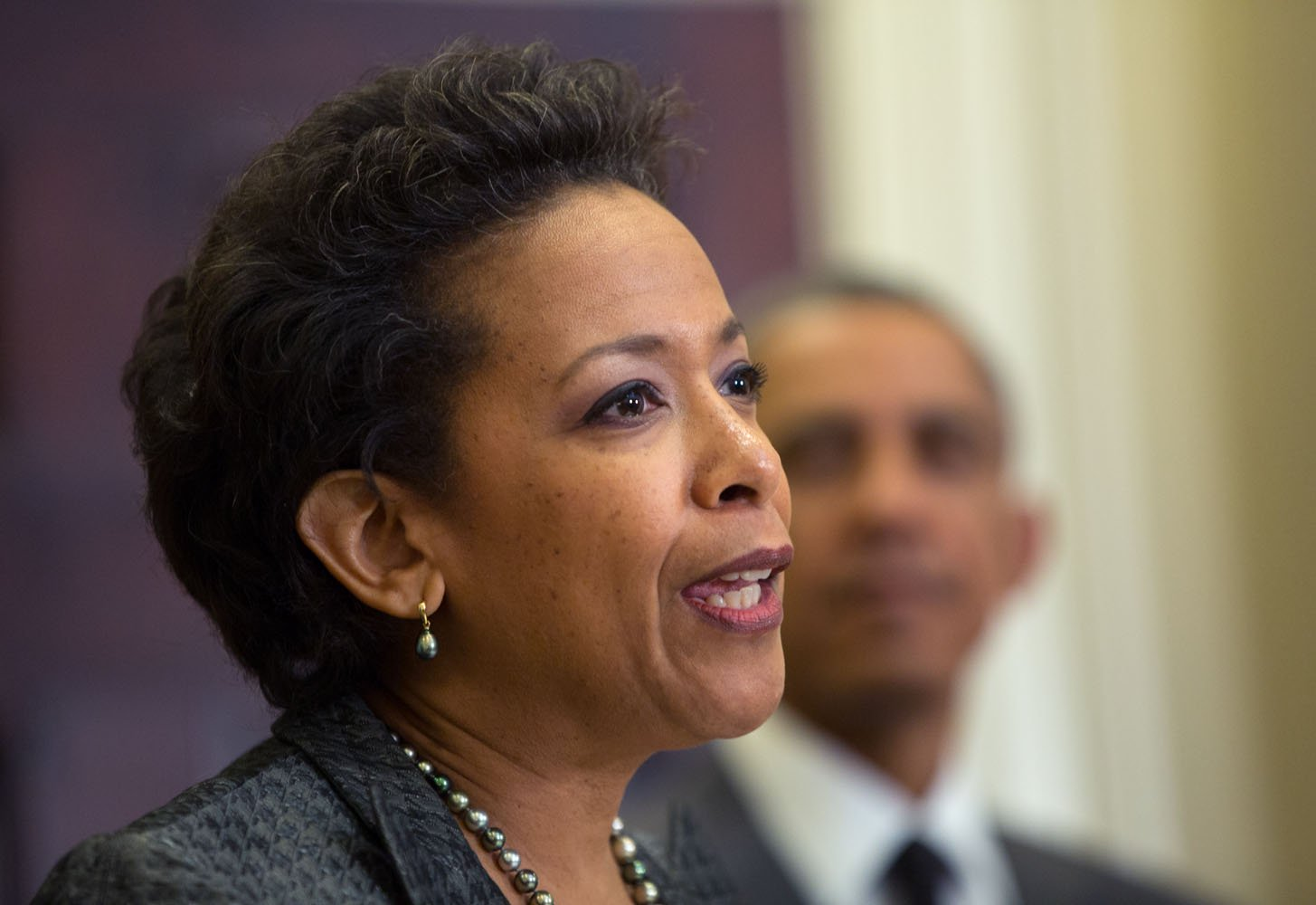 Obama's Atty. Gen. Loretta Lynch Asked Comey To Lie About Hillary Clinton Email Investigation – And He Did Featured