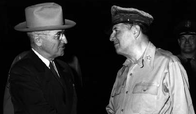 mac - This Day In History: Congressional Hearings Into The Dismissal Of Gen. Douglas MacArthur Began