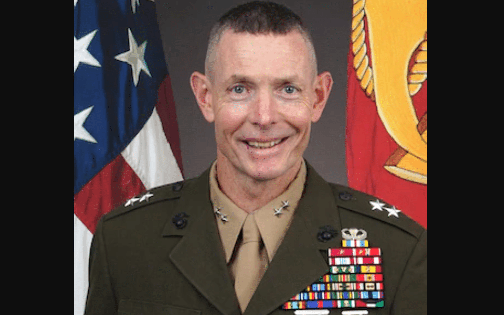 Marine general facing racial slur allegations is now under investigation