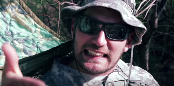 Watch An EPIC U.S. Army vs. Marine Corps Rap Battle Featured