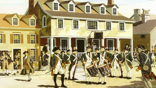 Marine's Tun Tavern 1775 Beer Recipe Recreates the Brew That Started It All Featured