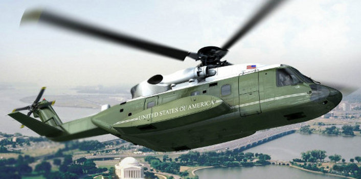 New Marine-1 Presidential Helicopters Finally Revealed Featured