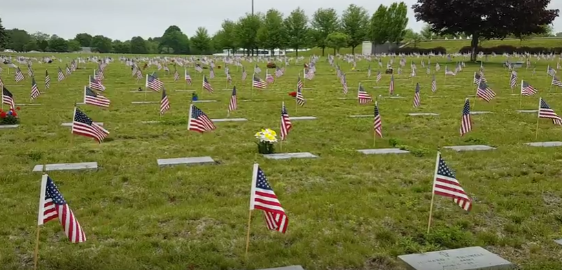 Seven People Buried In The Wrong Graves At Veteran's Cemetery Featured