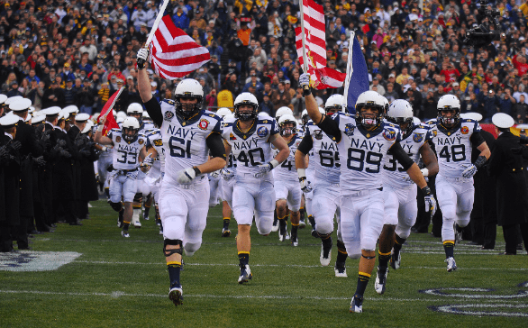 military football - Military Academy Athletes Can No Longer Defer Service To Play Pro Sports