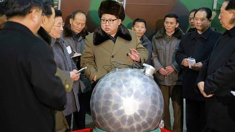 """U.S. Intelligence Chief: Unsure If North Korea Has A Nuclear """"Boosted Bomb"""" Featured"""