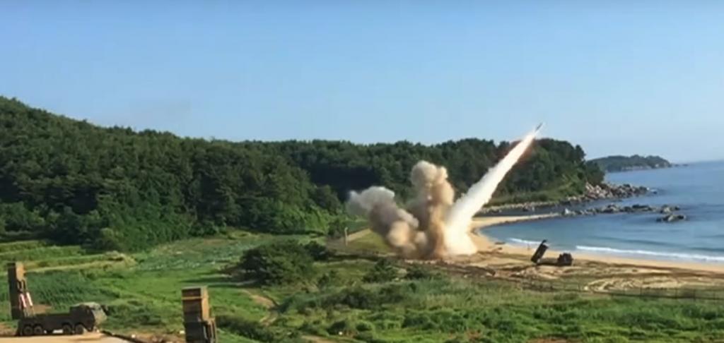 North Korean trade workers see through submarine missile test propaganda