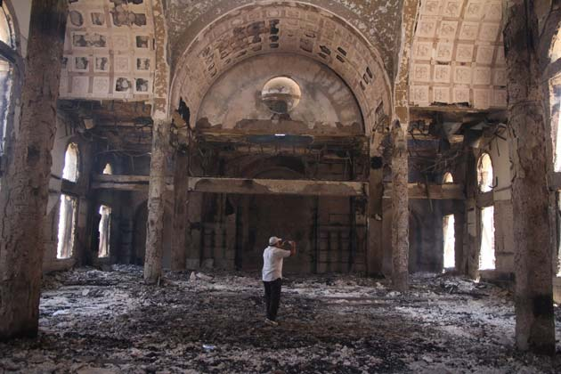 Terrorists Force Egyptian Church To Close For First Time In 1600 Years Featured
