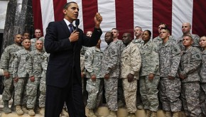 Obama Asked Congress To Repeal Iraq War Authorization