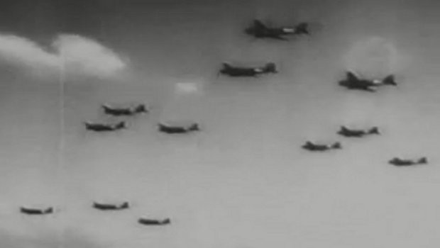 Thrilling D-Day Video: The Rush Of Battle In The Liberation Of France Featured