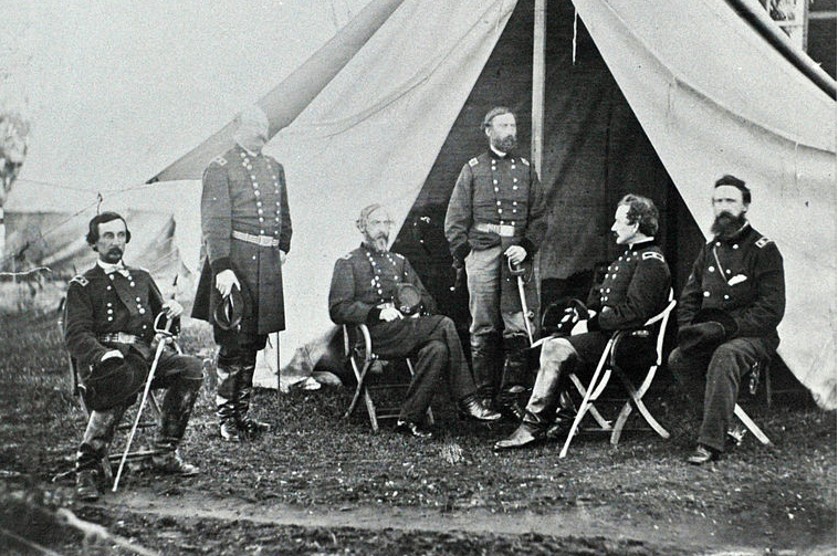 potomac - This Day In History: The Army Of The Potomac Embarked On Largest Campaign Of The Civil War