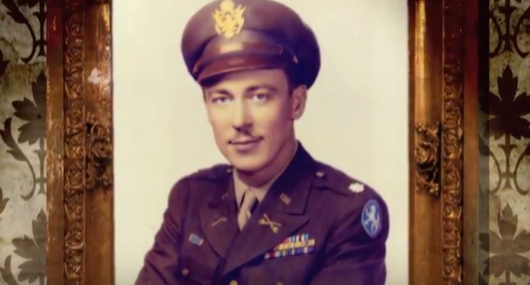 """""""Never Surrender: The Ed Ramsey Story"""": Documentary On WWII Hero Who Led The Last Cavalry Charge In American History Featured"""