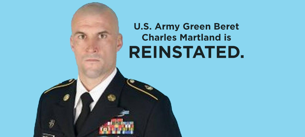 Victory: Green Beret Reinstated After Beating Afghan Child Molester Featured