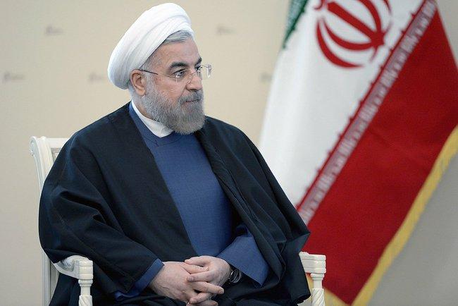 rouhani iran president