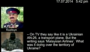 Russian MH17 Cover-Up Emerges