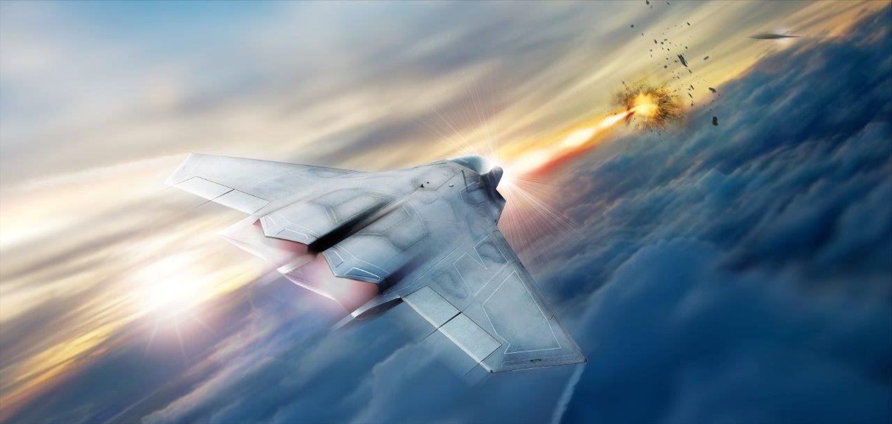 Lockheed Martin receives contract to develop laser weapons for US fighter jets Featured
