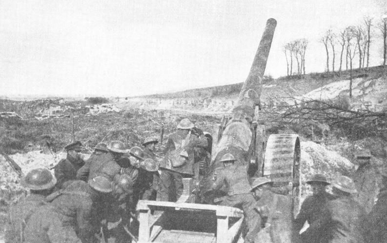 This Day In History: The First Battle Of The Somme Of 1918 Began Featured