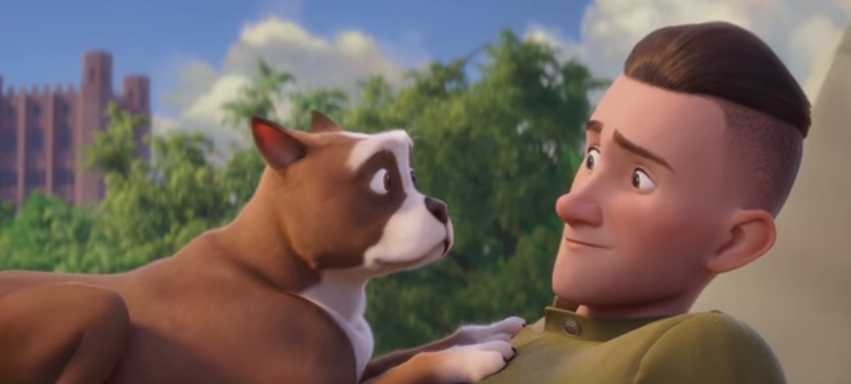 stubby - Watch the teaser trailer for 'Sergeant Stubby: An American Hero'