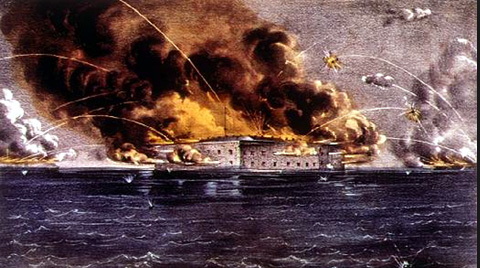 This Day In History: The American Civil War Began Featured