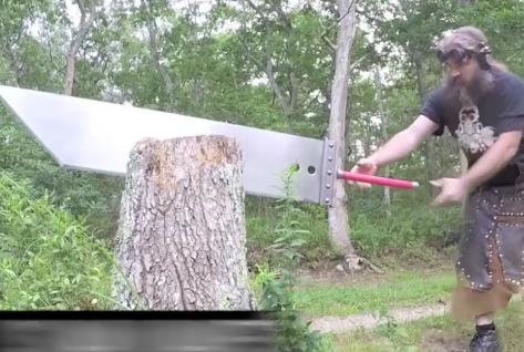 sword3 - This Blacksmith Makes Insanely Massive Fantasy Swords