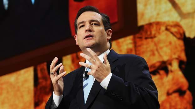 ted cruz - Sen. Ted Cruz: U.S. Isn't 'Al-Qaeda's Air Force'