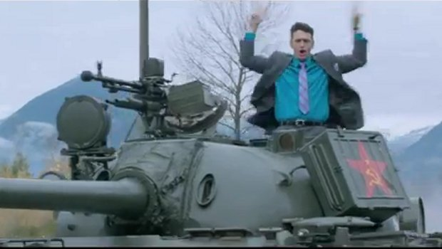 """North Korea Gives Bad Review Of Seth Rogen James Franco Comedy """"The Interview"""" Featured"""