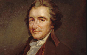 "This Day In History: Thomas Paine Published ""Common Sense"" Featured"