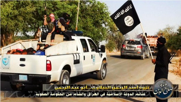 ISIS Crucifies Its Own Corrupt Checkpoint Guard Featured