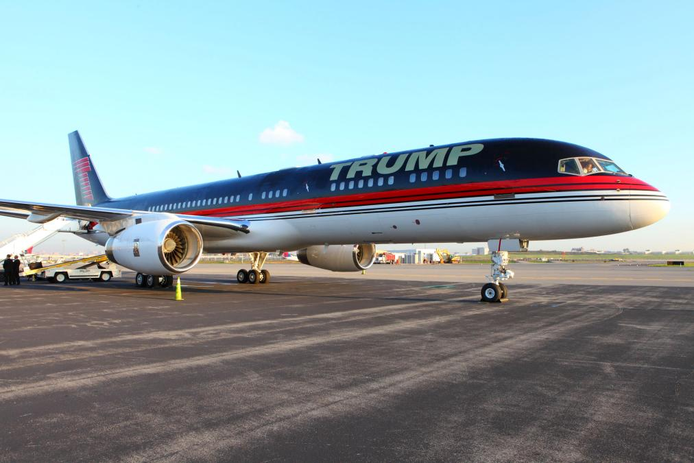 Hannity (PICS): Donald Trump Reportedly Sent One Of His Planes To Transport 200 Stranded Marines Featured