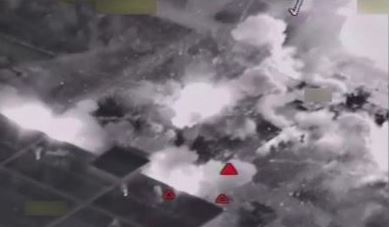 Massive U.S. Airstrike Destroys Suspected ISIS Chemical Weapons Factory Featured