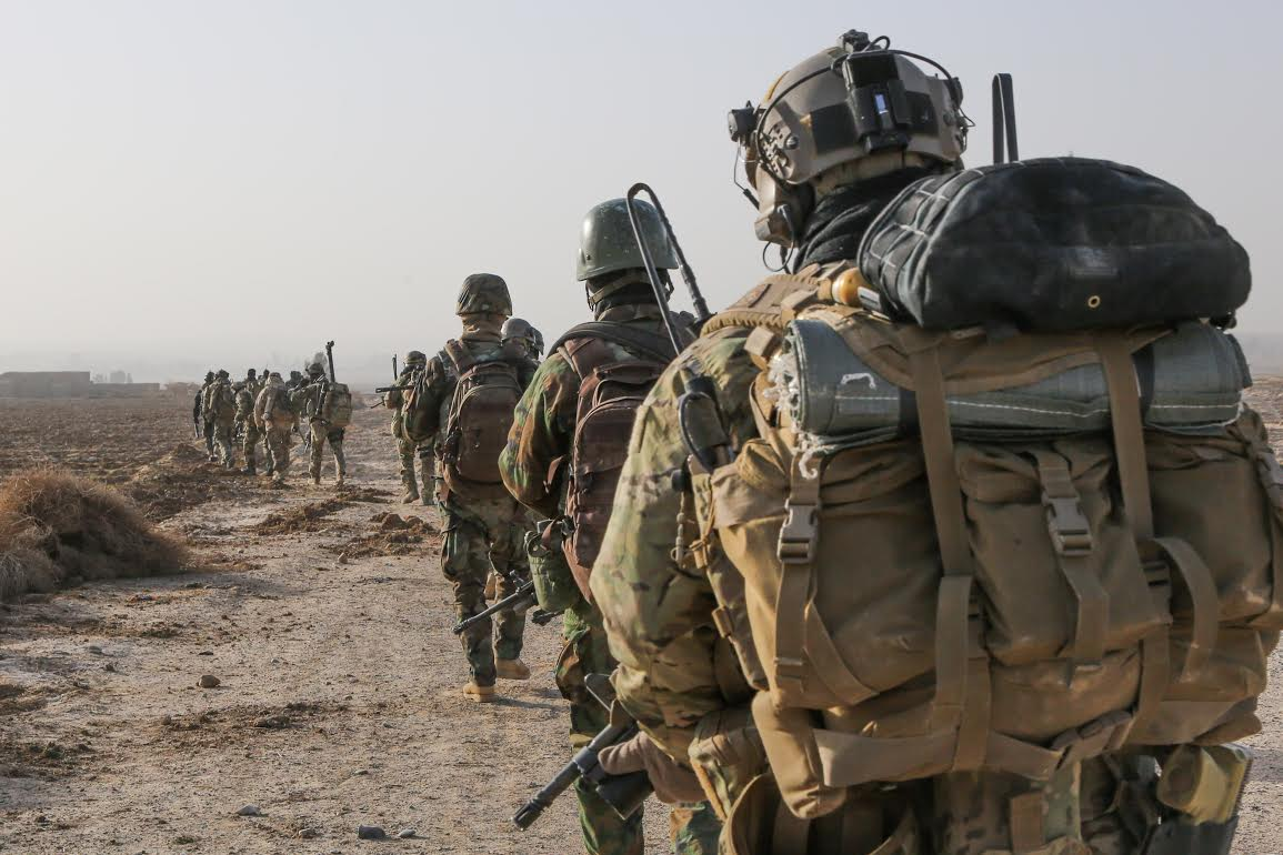 U.S. Special Operations Forces Fighting Alongside The Kurds Are Fired Upon From Turkey Featured