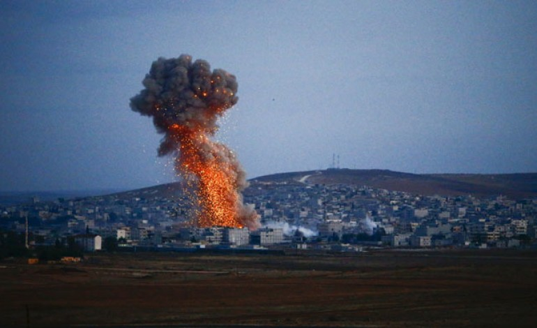 """U.S. Forces Begin Using """"Roof Knocking Tactic"""" To Avoid Civilian Casualties During Airstrikes Featured"""
