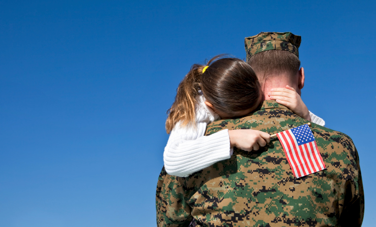 Op-Ed: What YOU Can Do To Help A Struggling Veteran Adjust To Civilian Life Featured