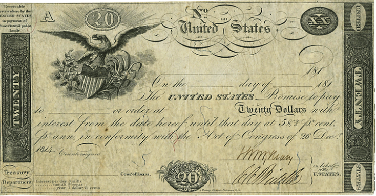 This Day In History: The United States Issued The First War Bonds Featured