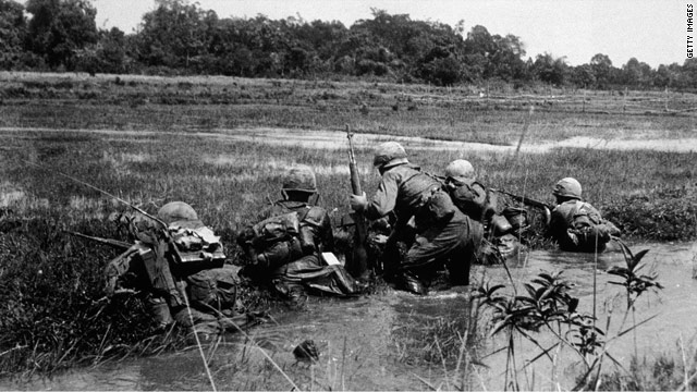 """My First Kill – The Story Of A Vietnam Vets First Kill And His Encounter With The """"Dancing Man"""" Featured"""