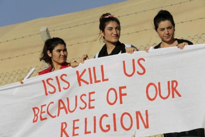 ISIS Plotting To Kidnap Or Kill Christians In Refugee Camps Featured